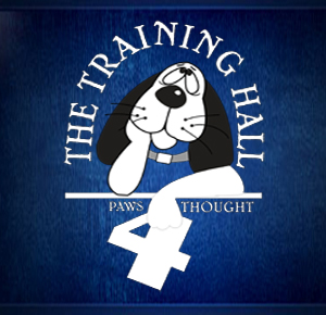 The Training Hall / Paws 4 Thought